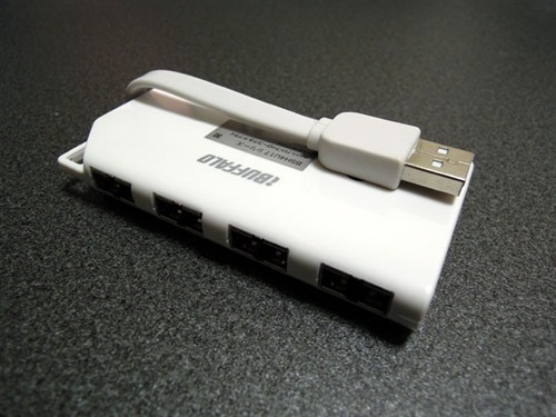 Hub Buffalo Usb2.0 4Port
