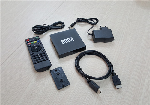 Android Box BoBa X1
